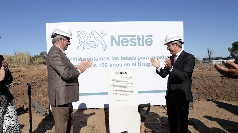 nestlé uruguay invertirá más de 600 millones de pesos en su nuevo